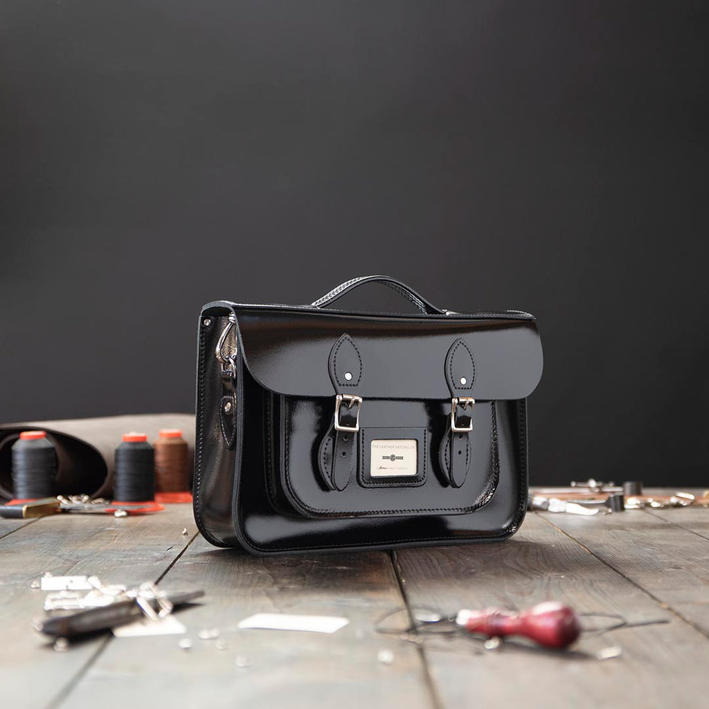 14-inch Briefcase Satchel