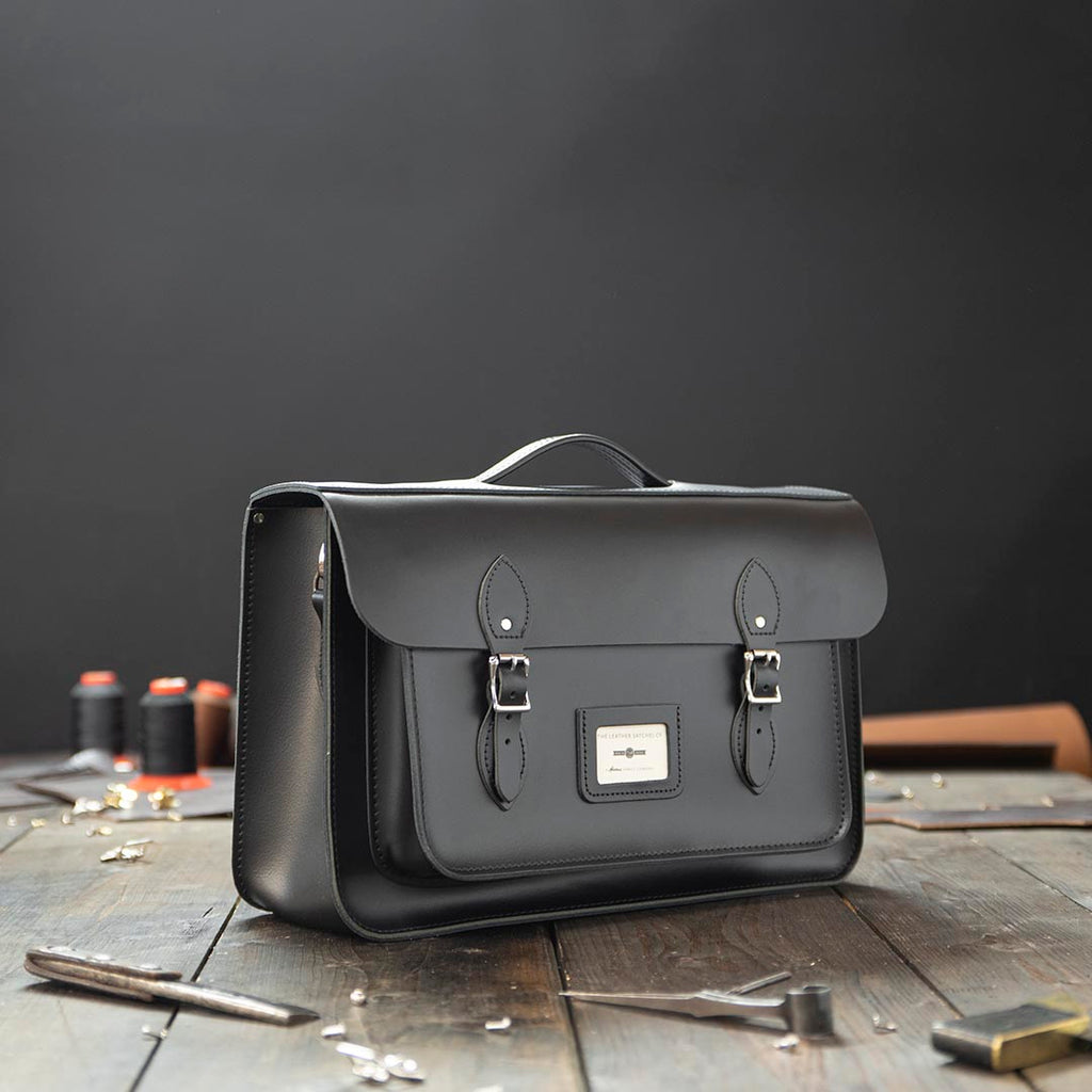 16.5-inch Briefcase Satchel
