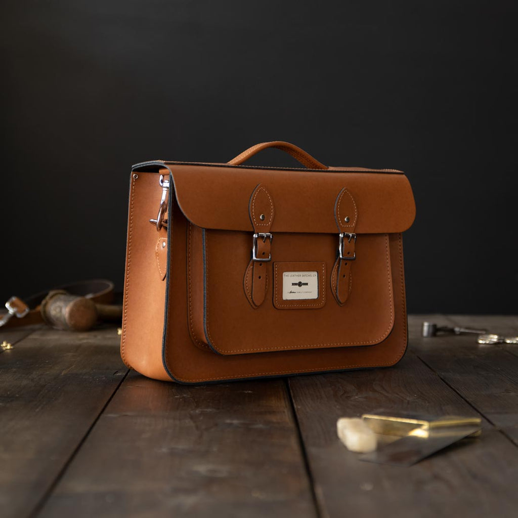 15-inch Briefcase Satchel