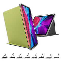 Vertical Case for iPad Pro 12.9-inch (3rd/4th Gen.), Avocado