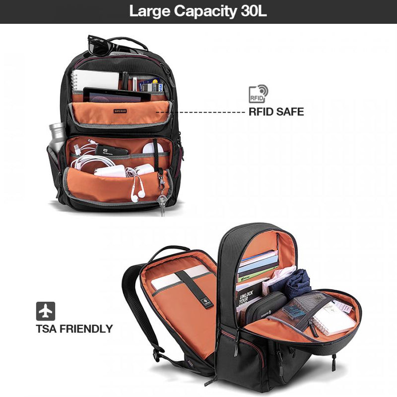 tomtoc City backpack A77