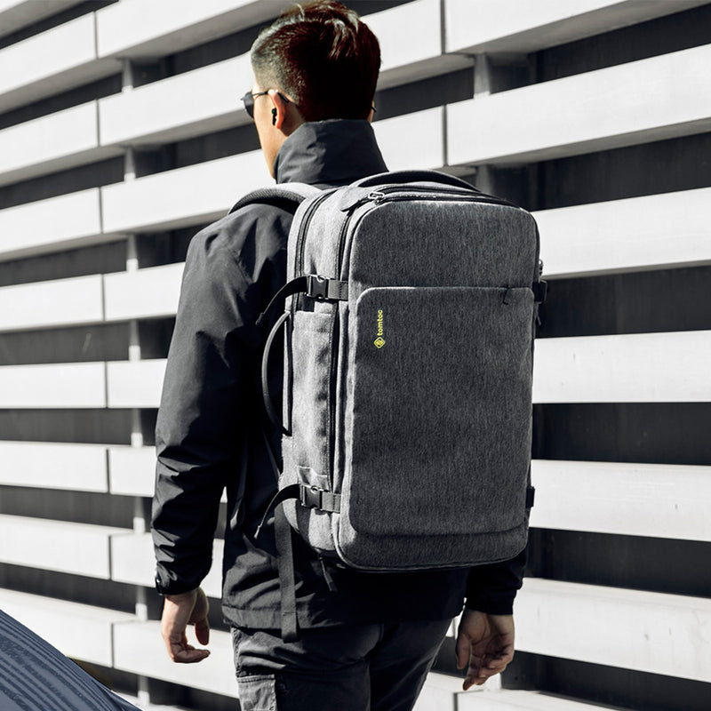 40L Travel Backpack - Gray