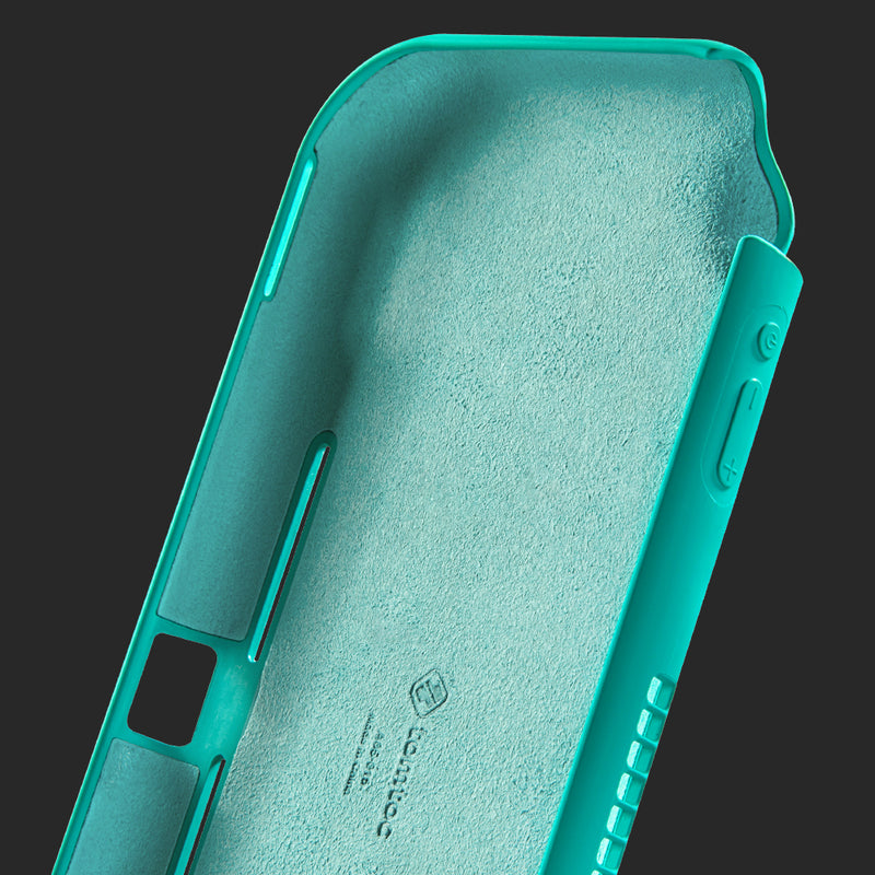 Liquid Silicone Case for Nintendo Switch Lite | Turquoise