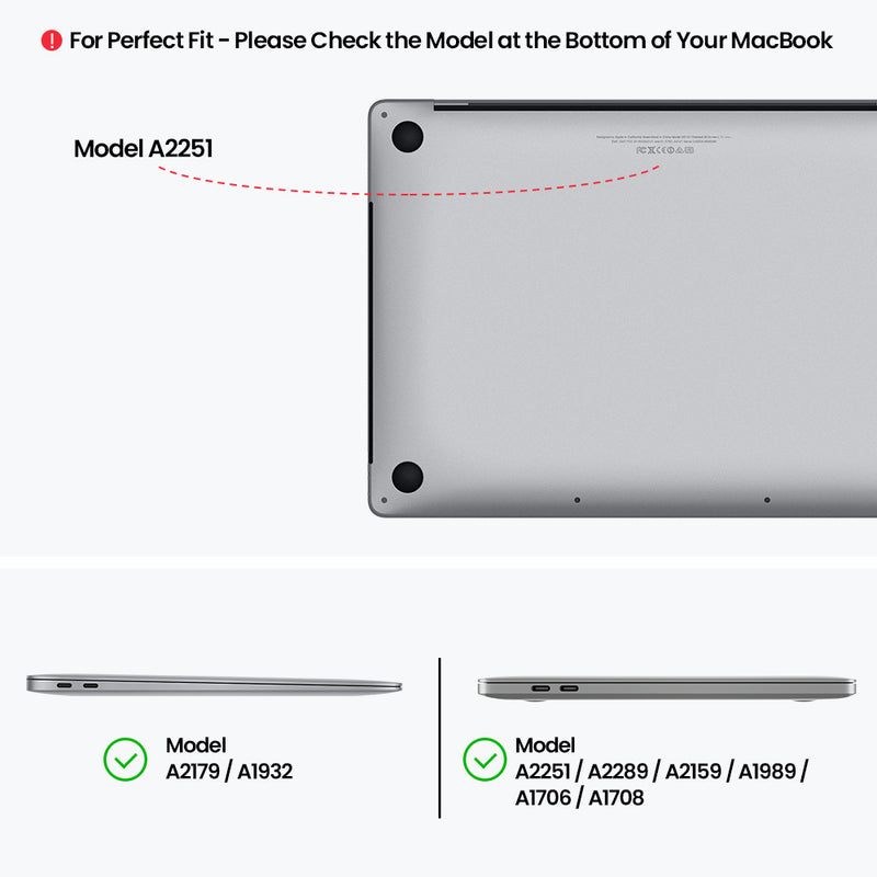 "Casual A20 For 13"" MacBook Pro & Air (Late 2016 to Current) 