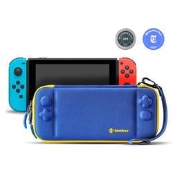 Nintendo Switch Slim Case | Flashy Blue