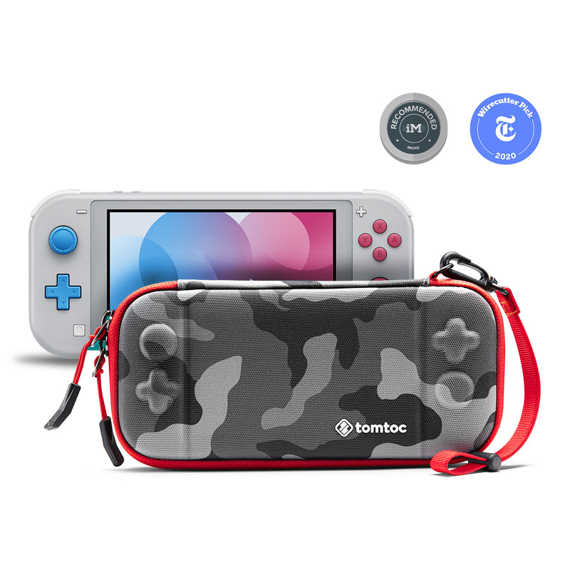 Nintendo Switch Lite Slim Case | Camo