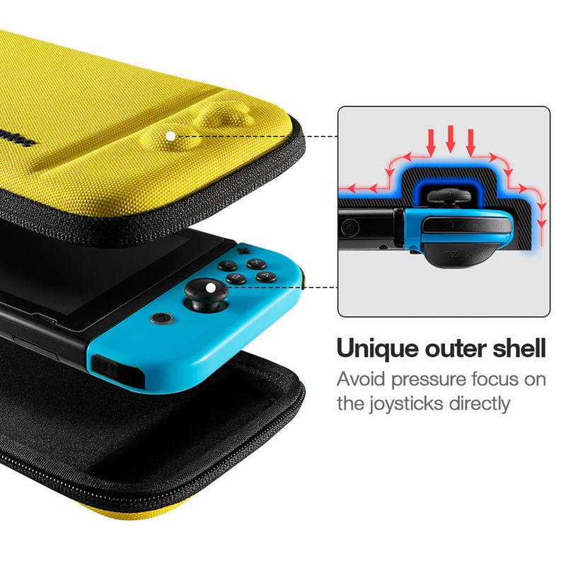 Nintendo Switch Slim Case | Limited Edition Yellow