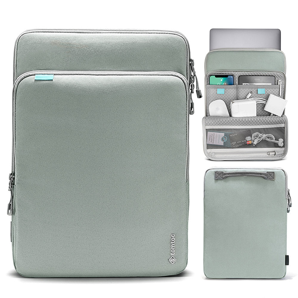 "For 2018 Macbook Pro13.3/""A1989 4-IN-1 360° Protective Laptop Case Bag Screen"