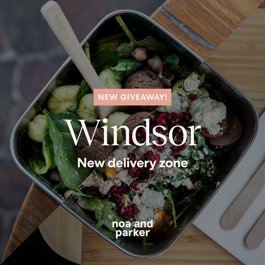 We're Coming to Windsor! Celebrate our New Delivery Zone: Enter our Giveaway