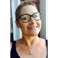 Starfish Necklace by Michele Benjamin reviews
