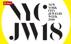 NYC Jewelry Week 2018 - Michele Benjamin Press