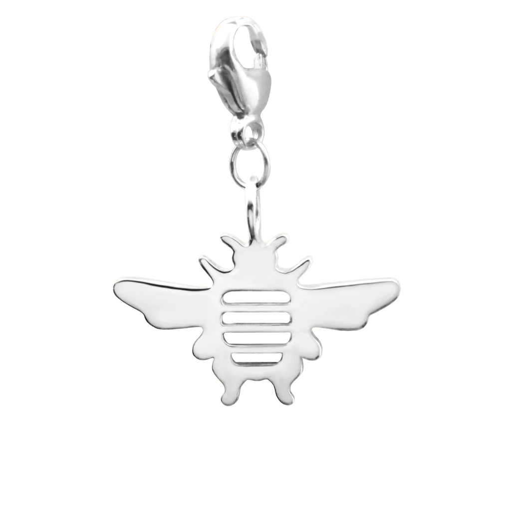 Sterling Silver Bee Charm - Michele Benjamin - Jewelry Design