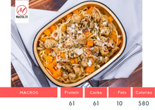 Load image into Gallery viewer, Chicken Butternut Squash Pasta