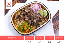Load image into Gallery viewer, Quinoa Fajita Bowl