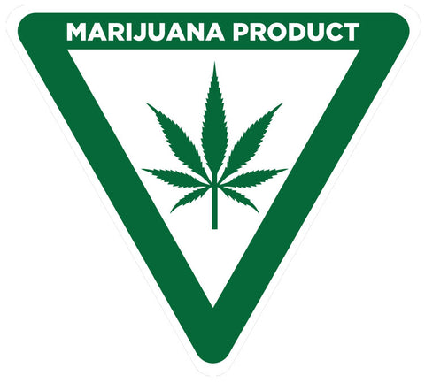 Universal Symbol for Marijuana and MIP in Michigan