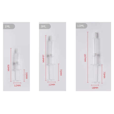 Glass Syringes