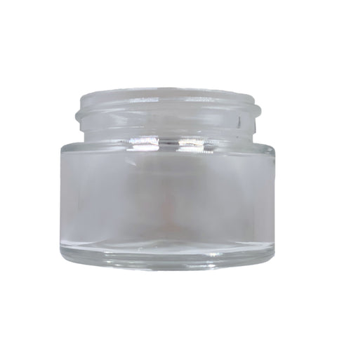 2oz 53mm Glass Jar