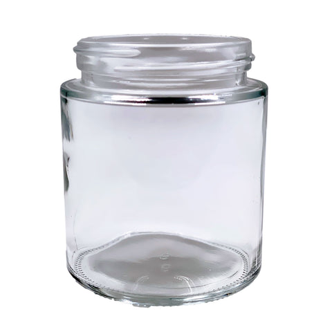 4oz 58mm Glass Jar