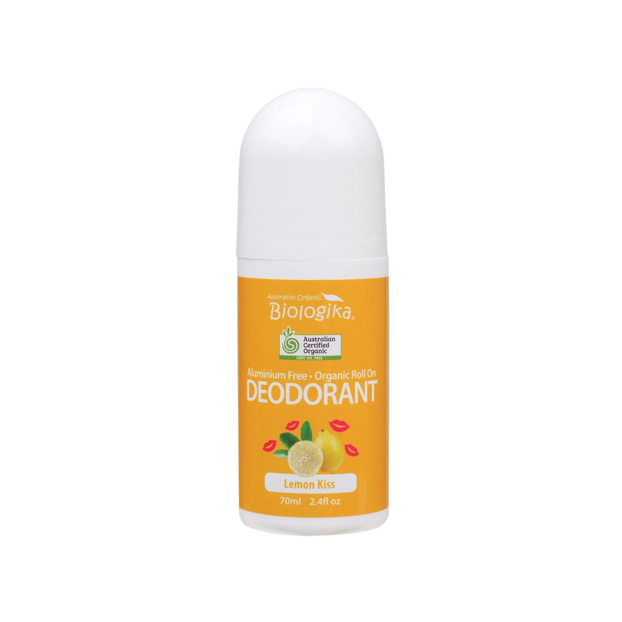 Biologika Organic Deodorant Lemon Kiss - 70ml