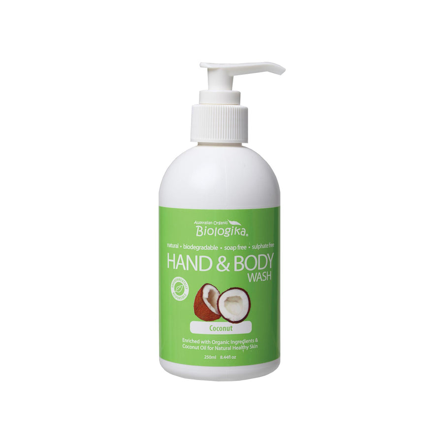 Biologika Hand and Body Wash Coconut - 250ml
