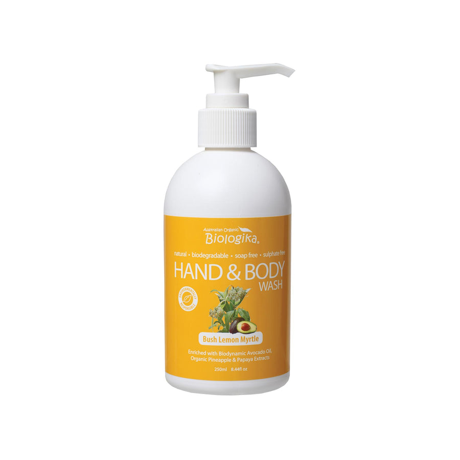 Biologika Hand and Body Wash Lemon - 250ml