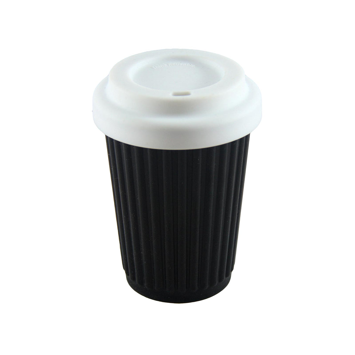 Onya Reusable Coffee Cup Regular (355ml) - Black