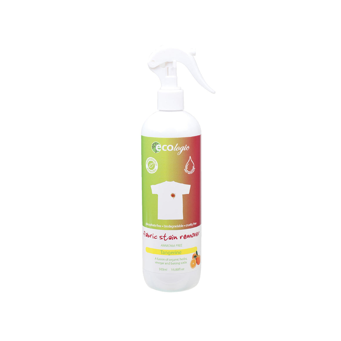 Ecologic Fabric Stain Remover - 500ml