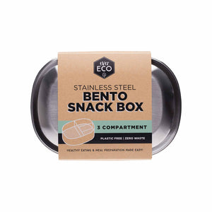 Ever Eco Bento Snack Box 3 Compartment
