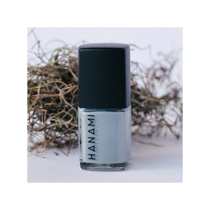 Hanami Cosmetics Nail Polish - Pale Grey Eyes