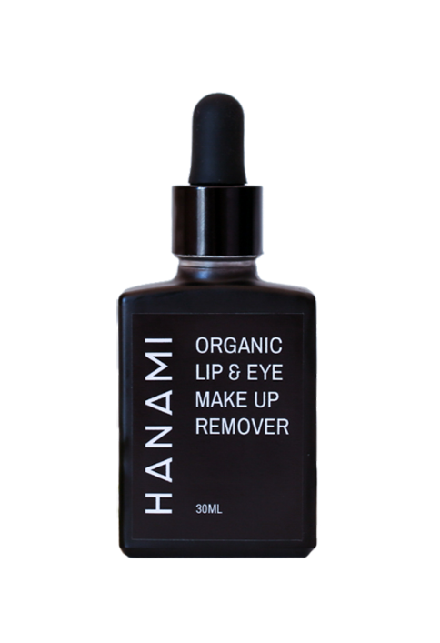 Hanami Organic Lip & Eye Makeup Remover