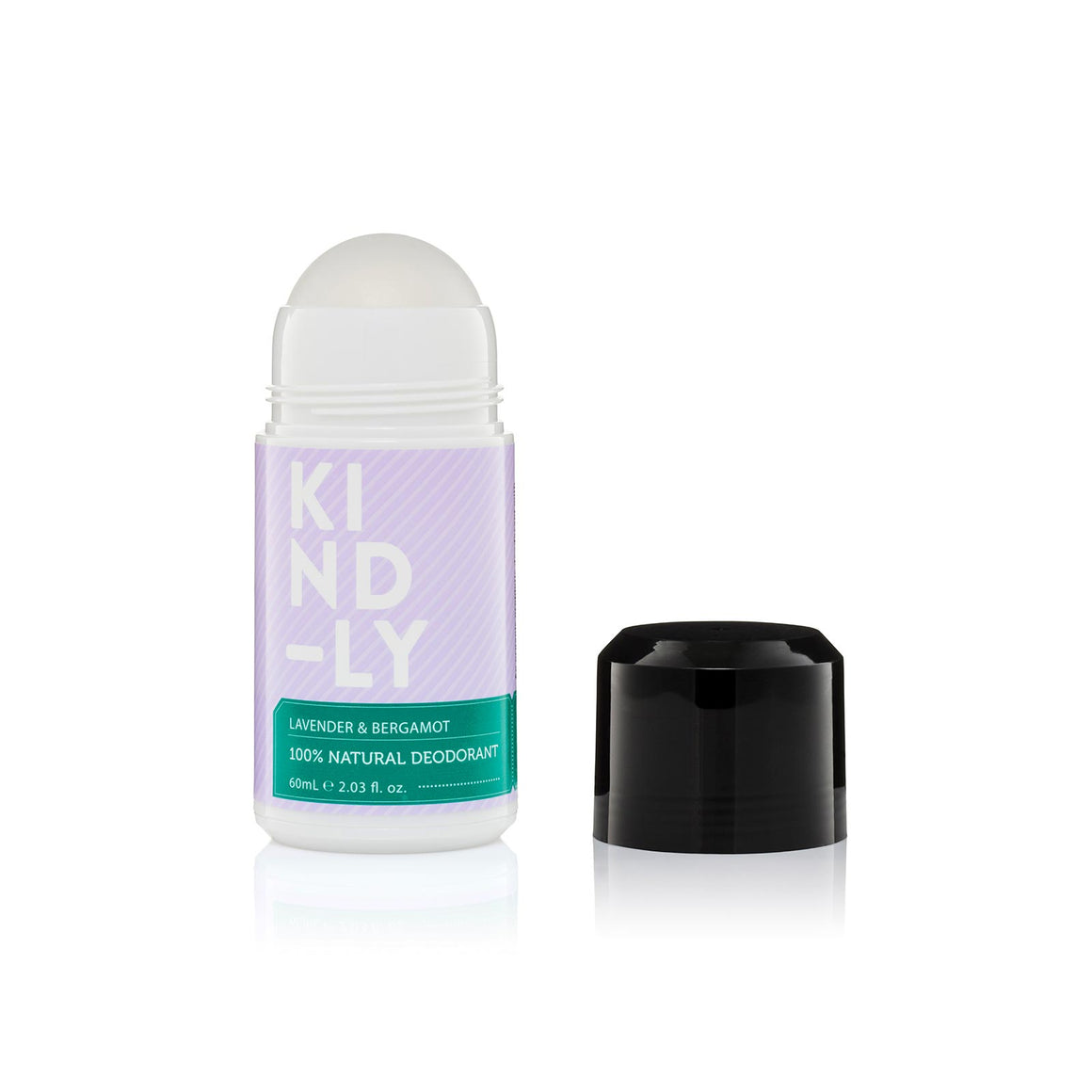 Kind-ly Lavender & Bergamot Deodorant- 60ml