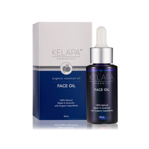 Kelapa Coconut Oil Enriched Face Oil - 30ml