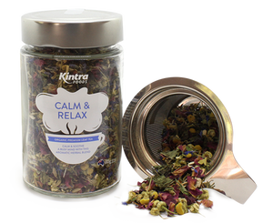 Kintra Foods Loose Leaf Tea Calm & Relax 60g