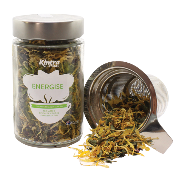 Kintra Foods Loose Leaf Tea Energise 50g