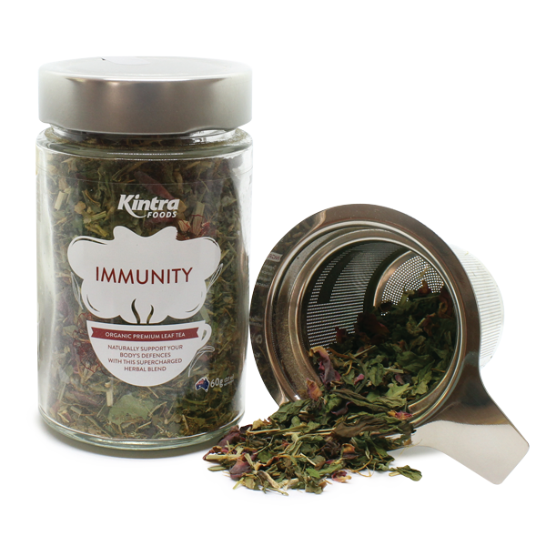 Kintra Foods Loose Leaf Tea Immunity 60g