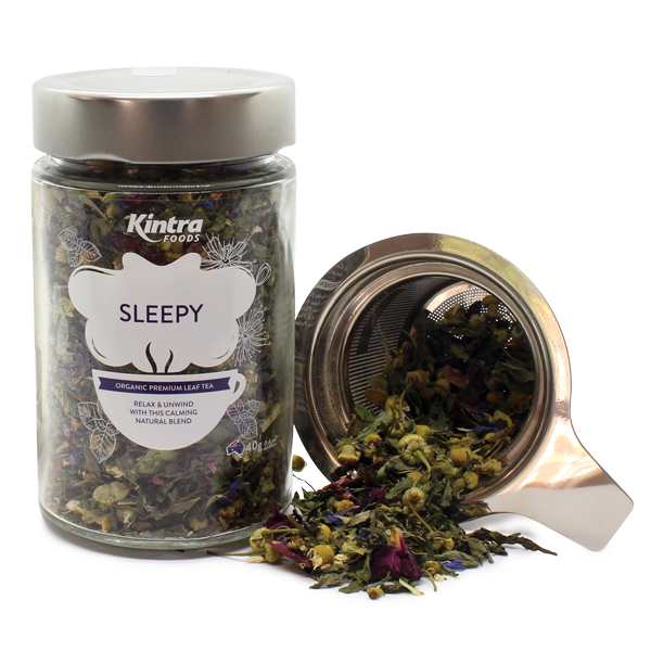 Kintra Foods Loose Leaf Tea Sleepy 40g