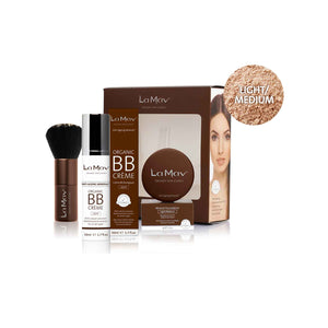 La Mav Be Beautiful Starter Kit - Light/Medium