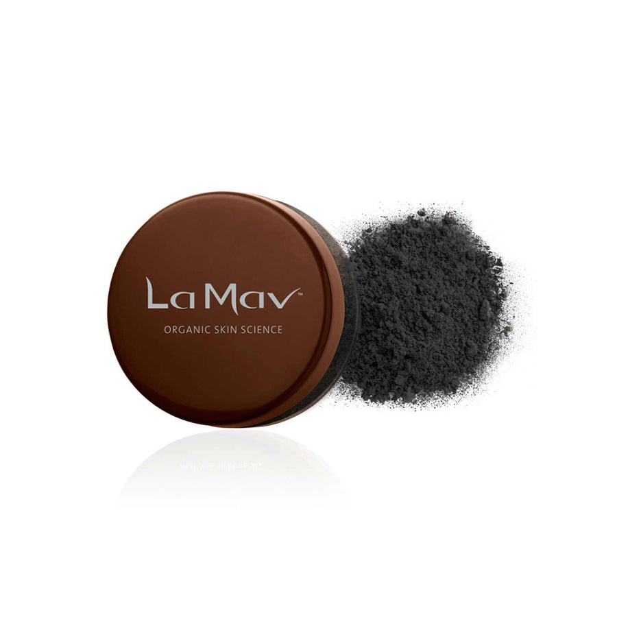 La Mav Mineral Eye Shadow Matt Black - 1g