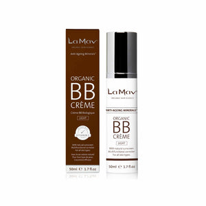 La Mav Certified Organic BB Crème Light - 50ml
