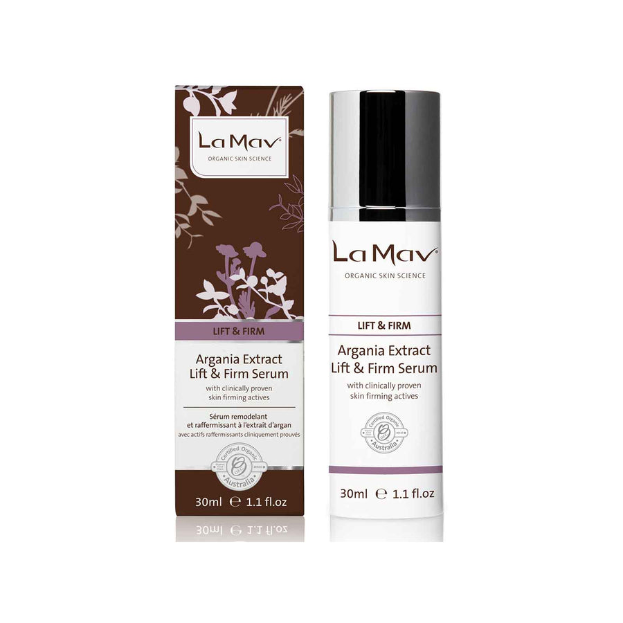 La Mav Argania Extract Lift & Firm Serum - 30ml