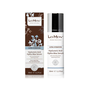 La Mav Hyaluronic Acid Hydra-Max Serum - 30ml