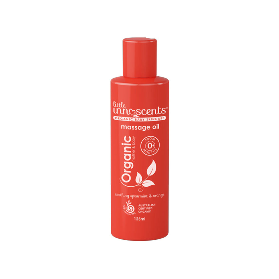Little Innoscents Baby Massage Oil - 125ml