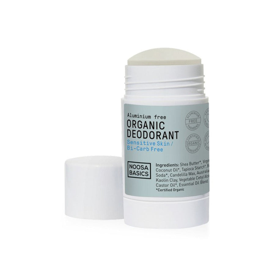 Noosa Basics Deodorant Sensitive Bi-Carb Free - 60g