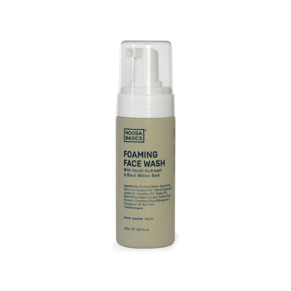 Noosa Basics Foaming Face Wash Neroli - 150ml