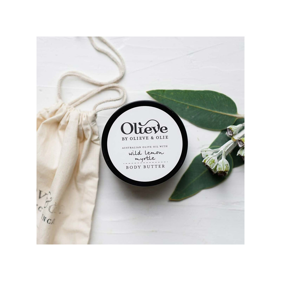 Olieve & Olie Body Butter Wild Lemon Myrtle - 100ml