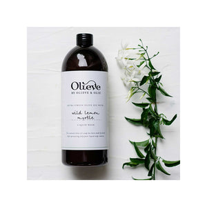 Olieve & Olie Hand & Body Wash, Lemon - 1L