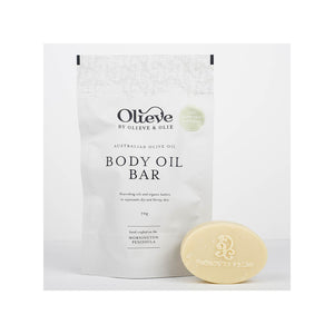 Olieve & Olie Body Oil Bar Lime, Clary Sage - 70g