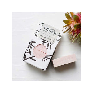 Olieve & Olie Hand Made Bar Soap Pink Clay x3 – 240g
