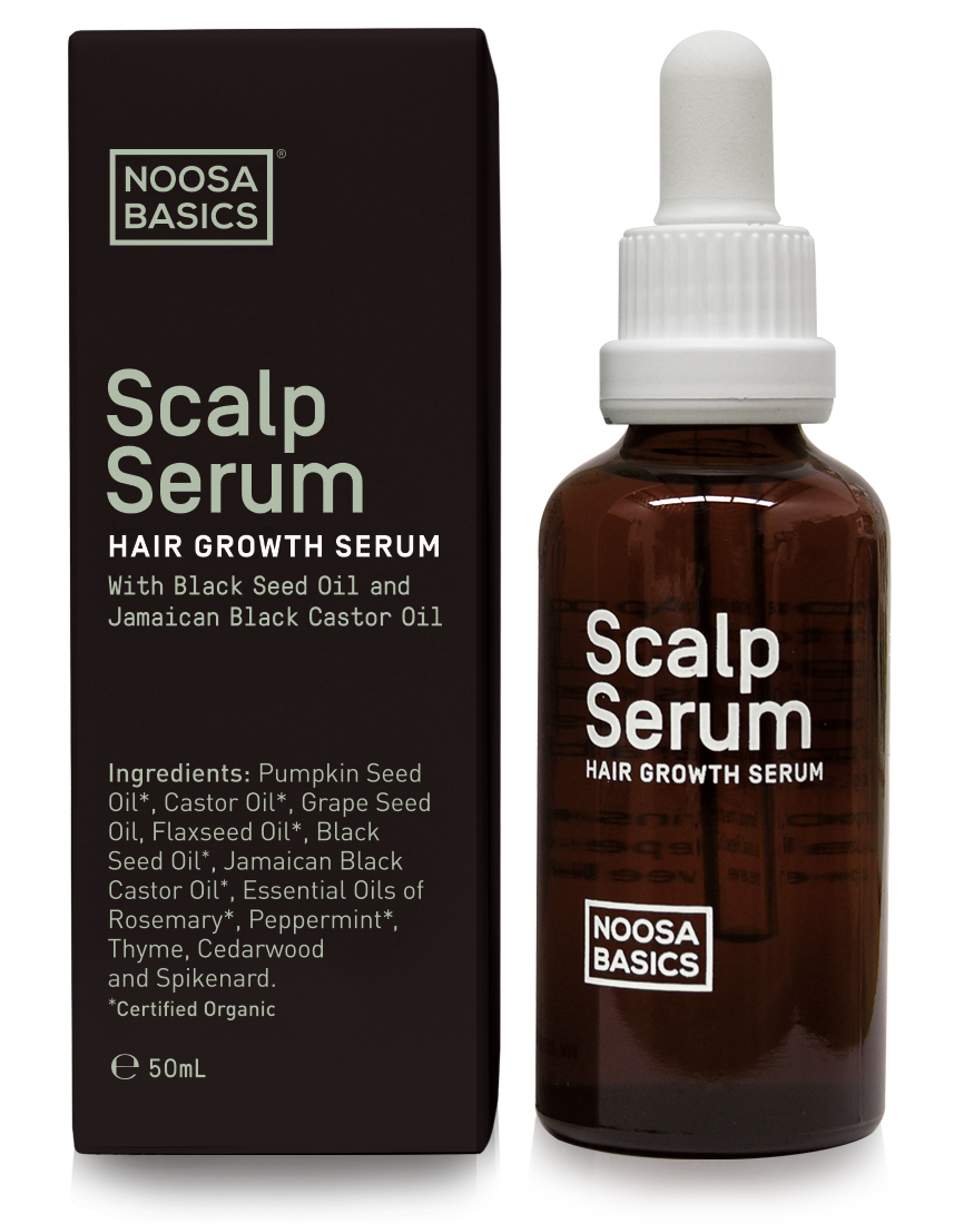 Noosa Basics Stimulating Scalp Serum