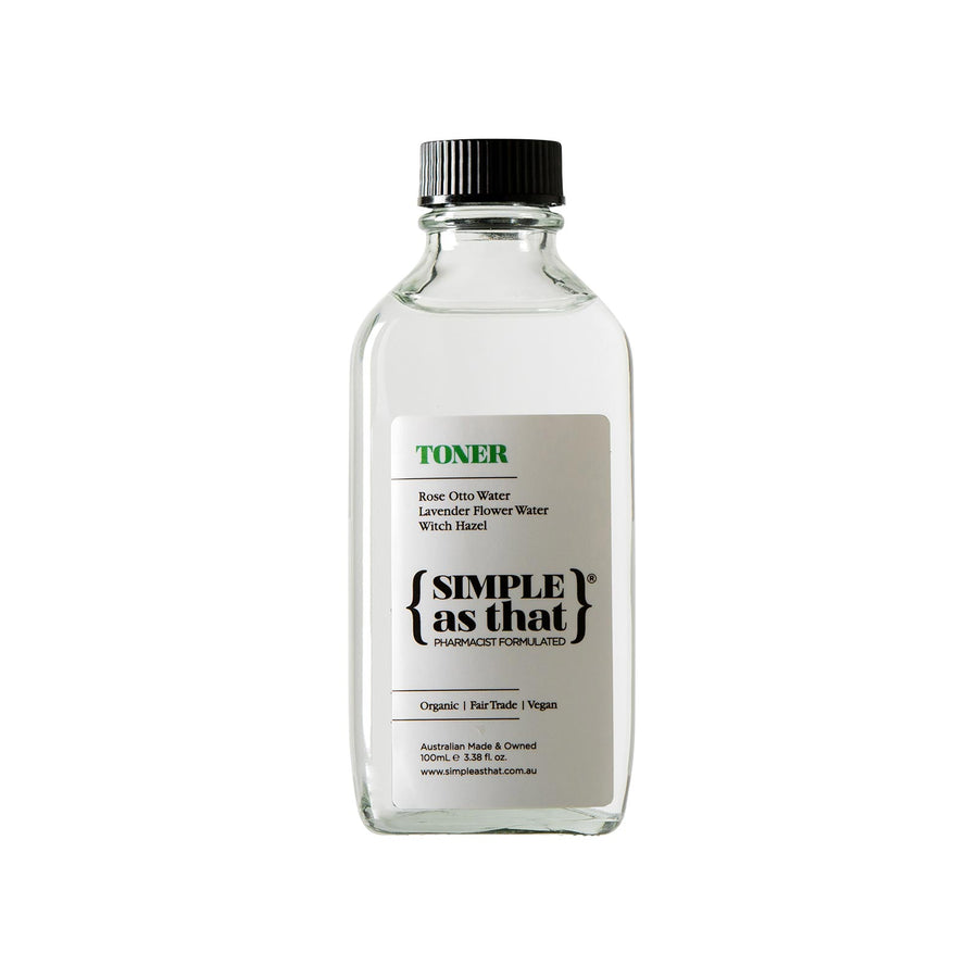 Simple as that Natural Toner - 100ml